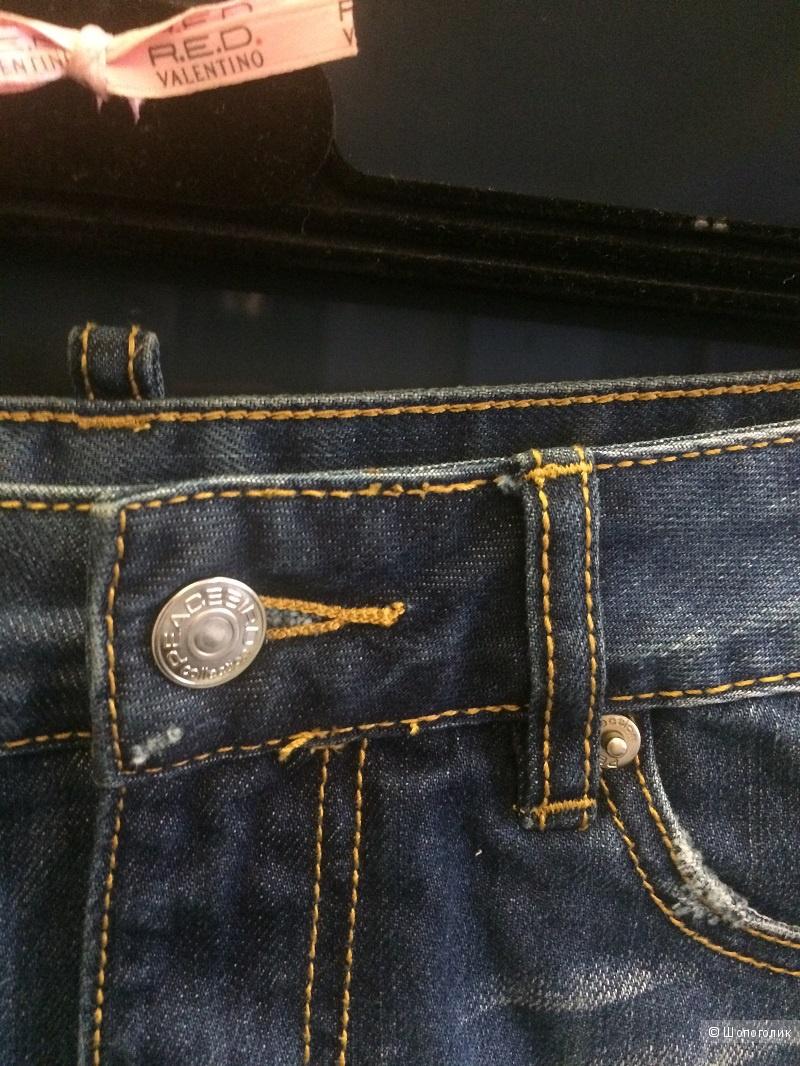 Джинсовая юбка HB.COLLECTION размер 42- 44