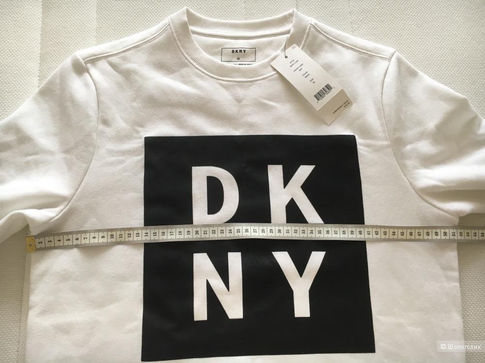 Свитшот мужской DKNY, размер XS