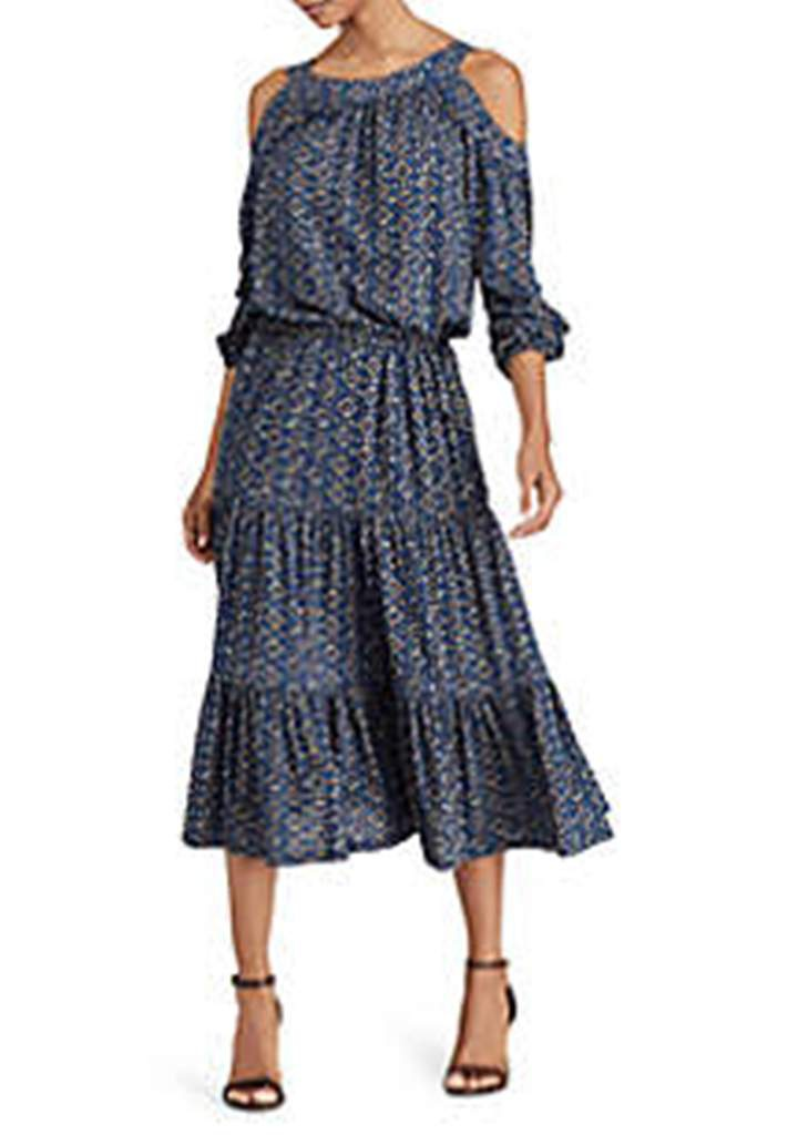 Lauren Ralph трикотажное платье р.S