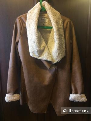 Куртка накидка Bershka М