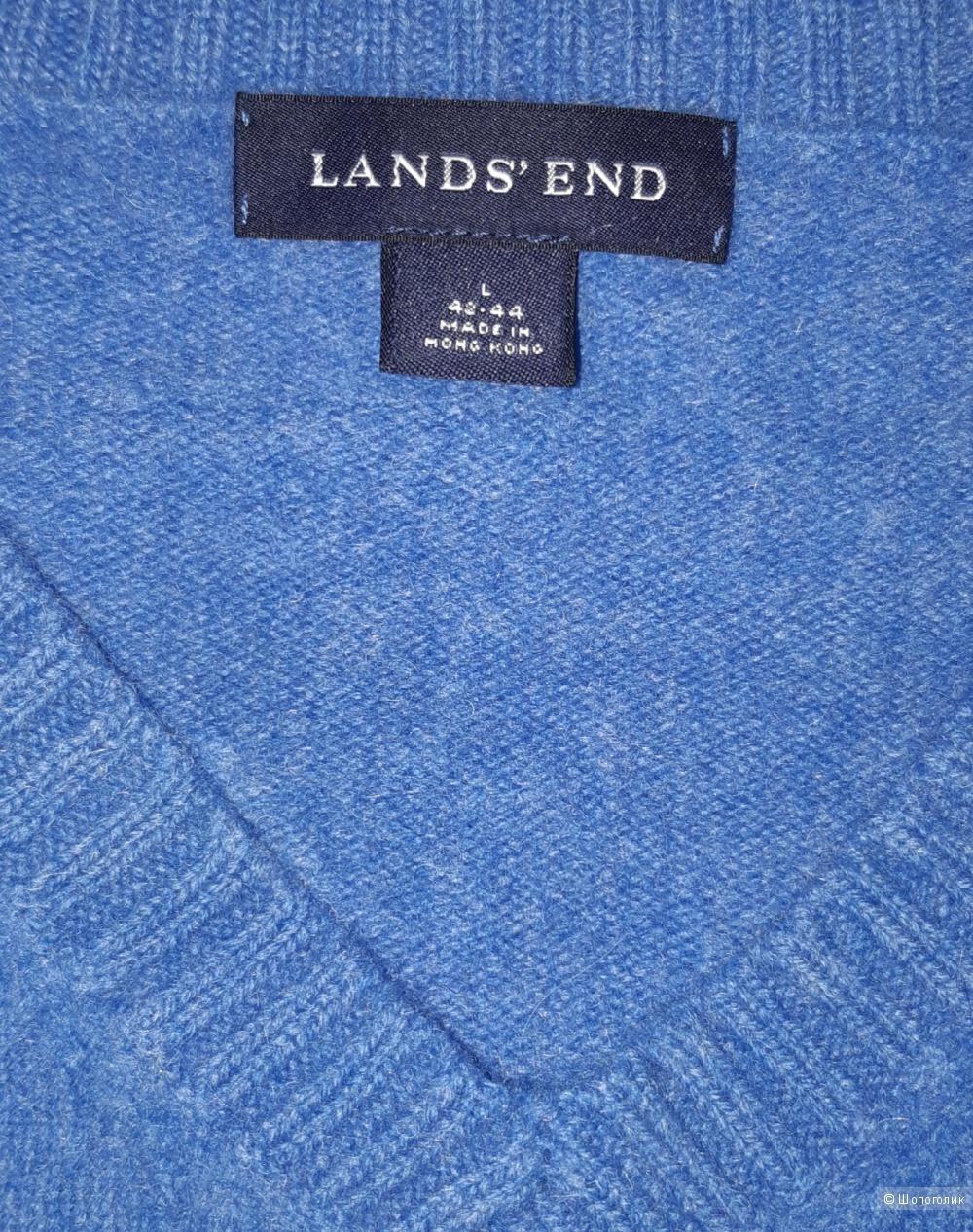 Свитер lands'end, размер l