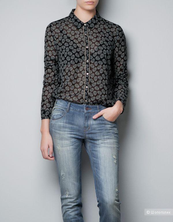 Блузка, Zara, 44-46