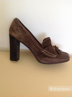 Туфли лоферы PIUMI, размер 40, на 39-40