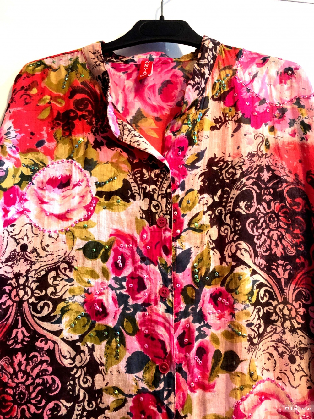 Платье - Рубашка Manya  44 - 46 - 48 размер