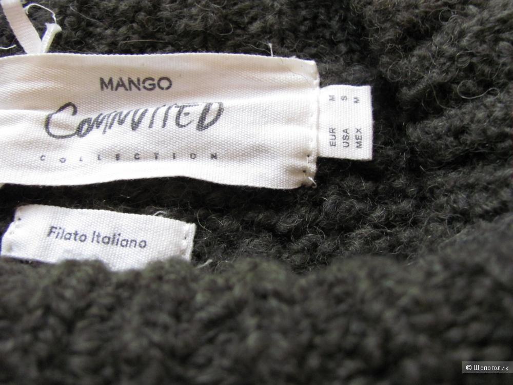 Свитер Mango Committed размер M
