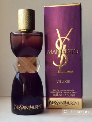 YSL Manifesto L'Elixir EDP, 50 ml.