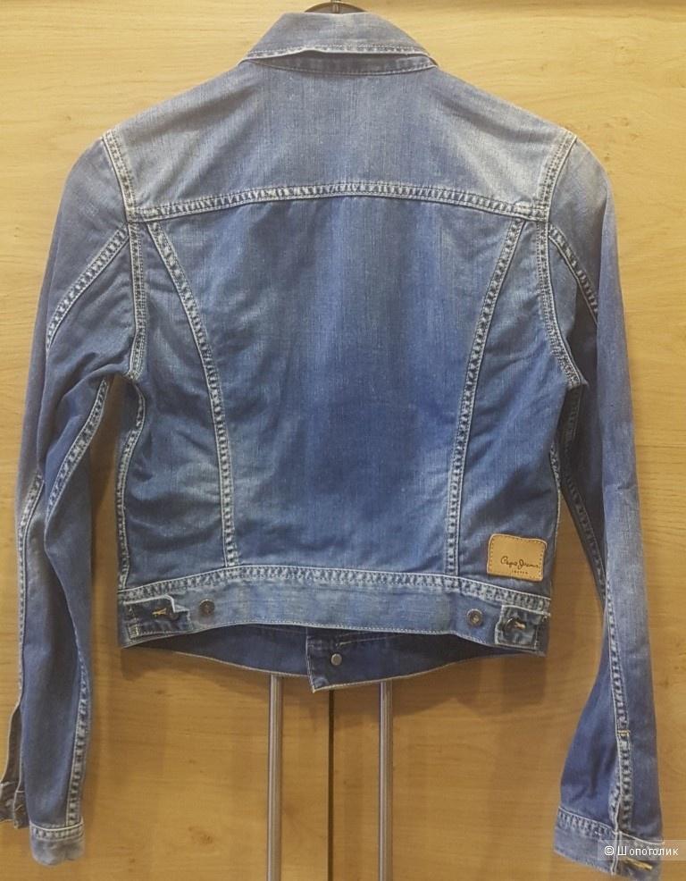 Джинсовая куртка Pepe Jeans -S- на 40-42 р-р