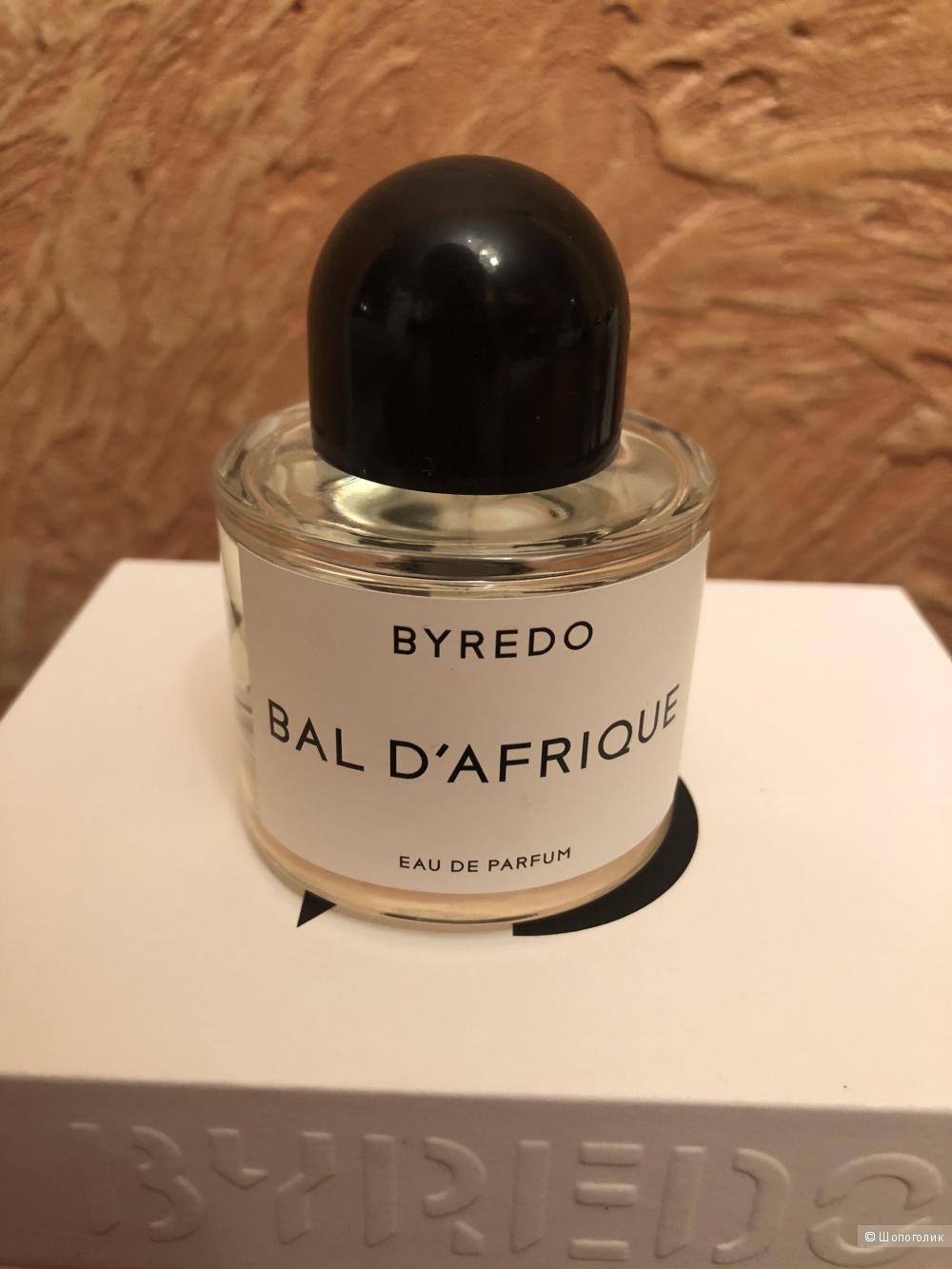 BYREDO Bal D'AFRIQUE Парфюмерная вода 50 мл