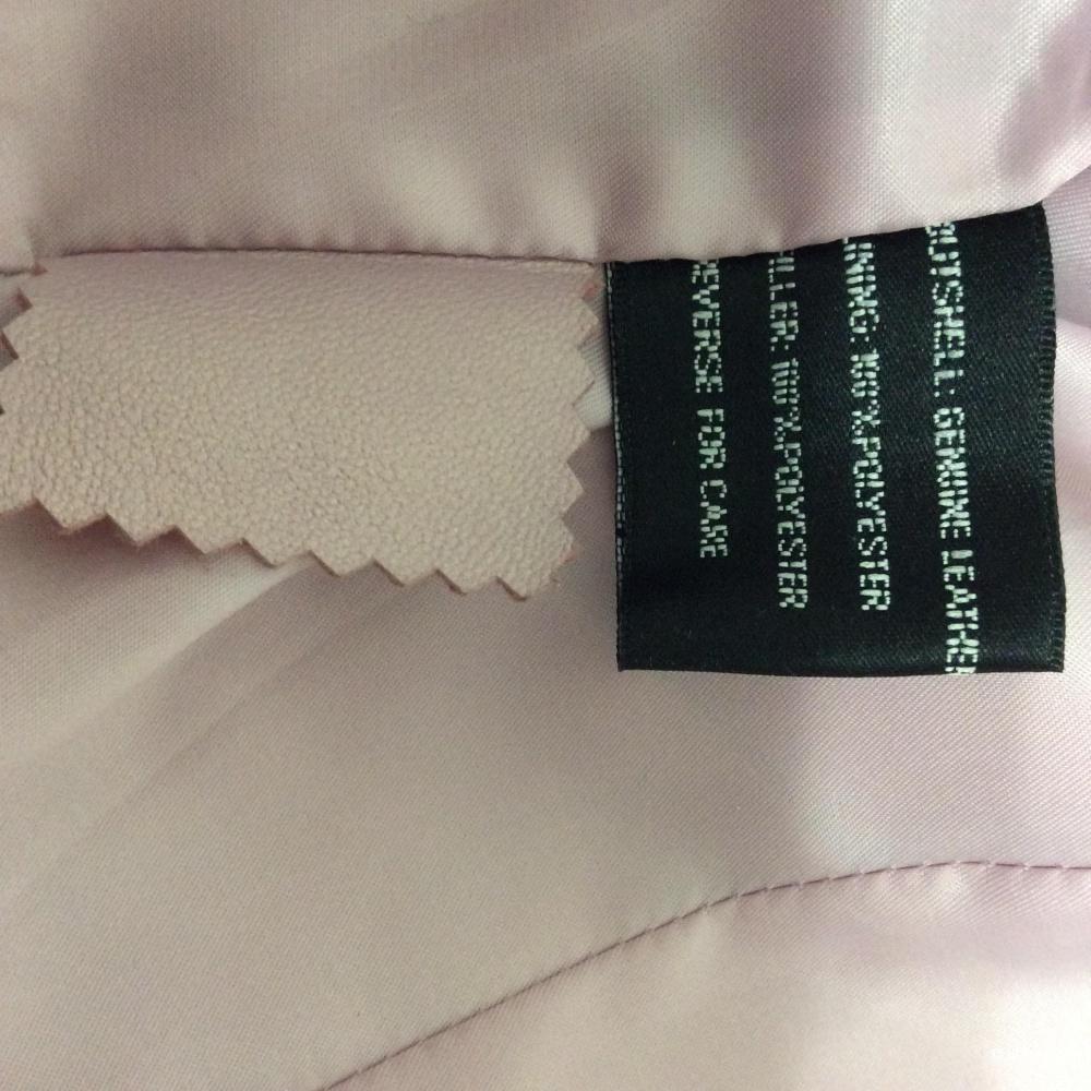 Куртка кожаная Woger 46-48 размер