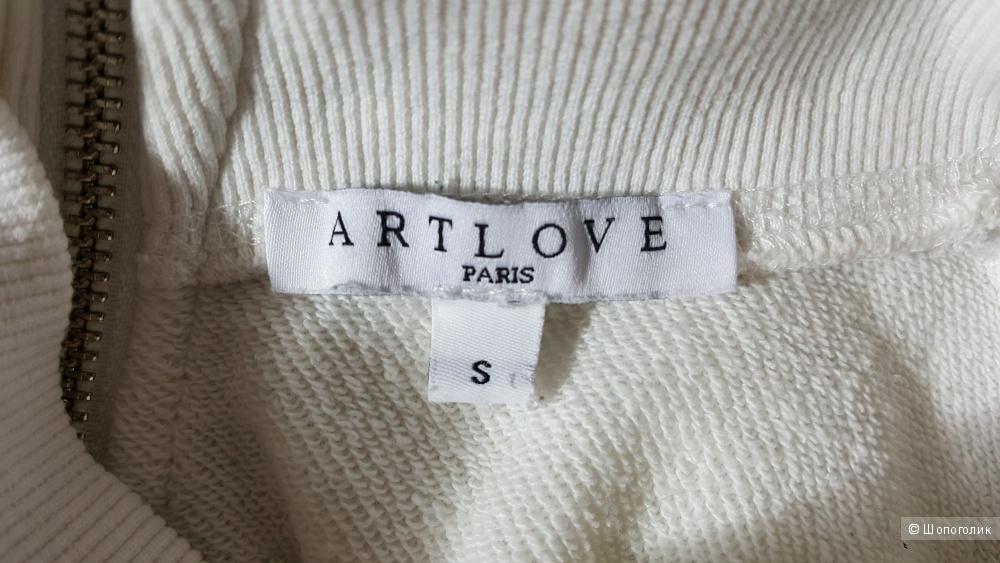 Свитшот Artlove Paris, размер S