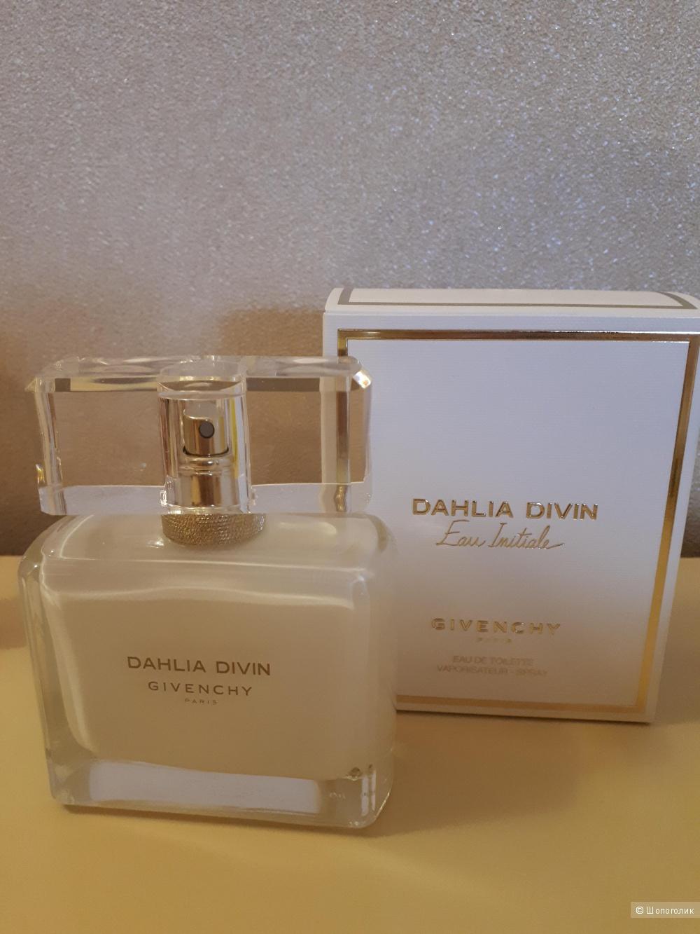 Туалетная вода Givenchy Dahlia Divin, 75 ml