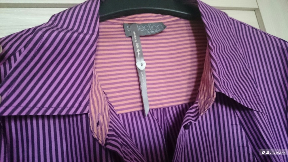 Блузка-рубашка Ullapopken размер 58-60