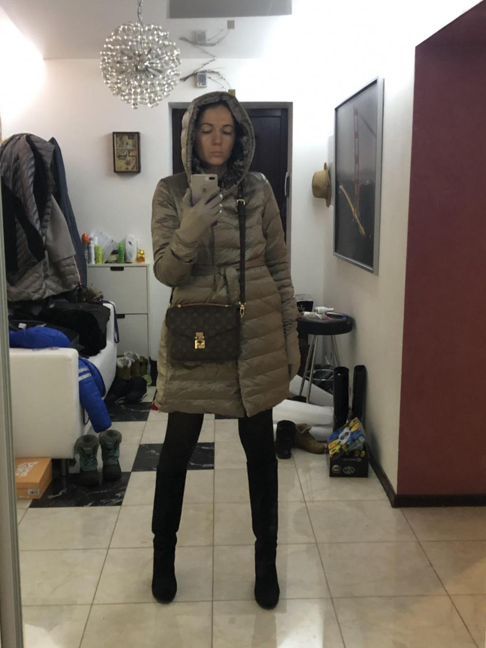 Пальто / пуховик Max Mara  размер М