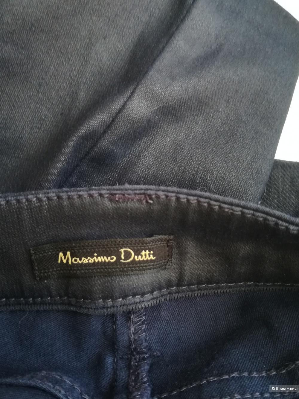 Джинсы Massimo dutti, размер 26/27