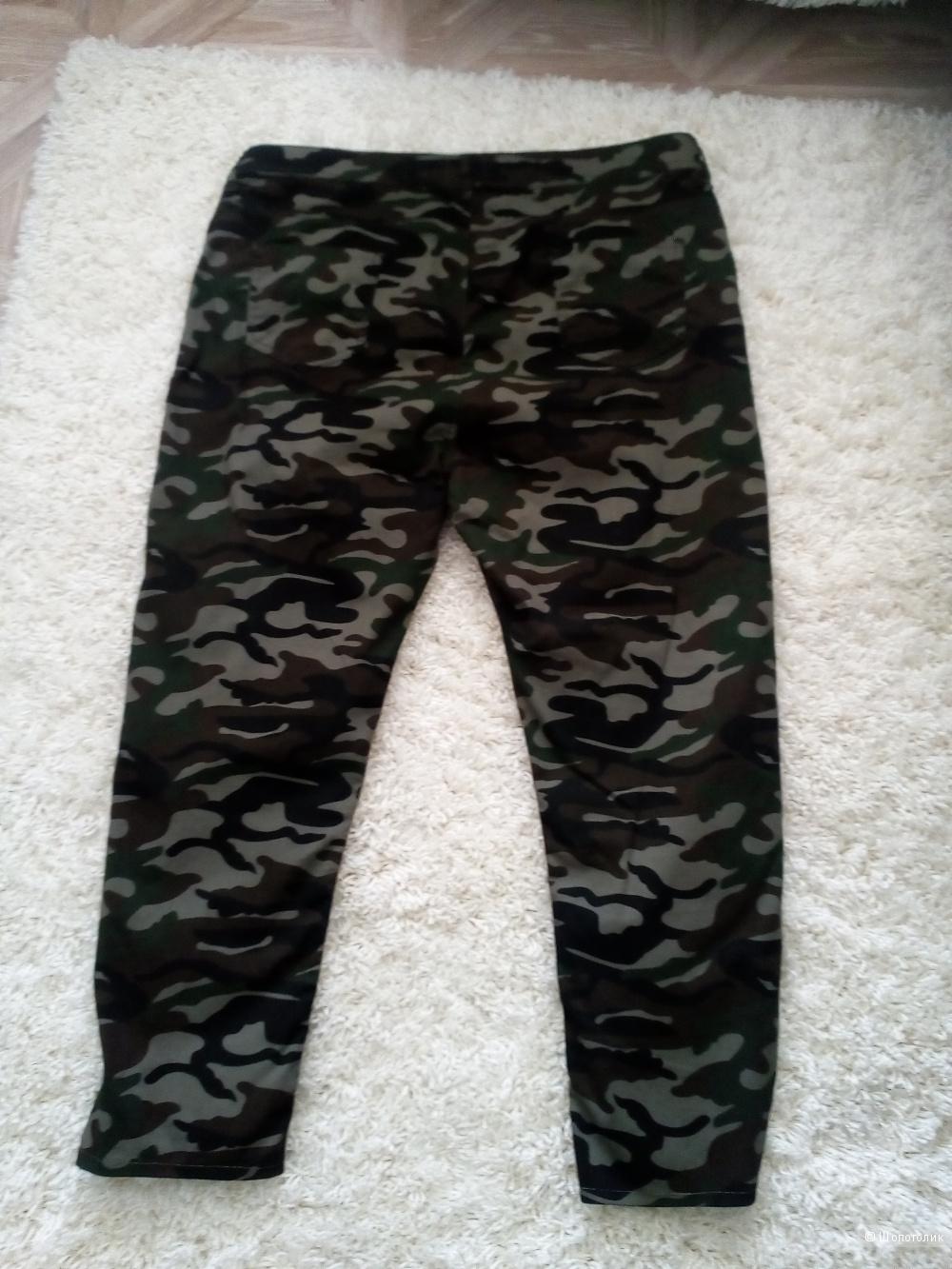 Джинсы брюки Monza, размер 56-58