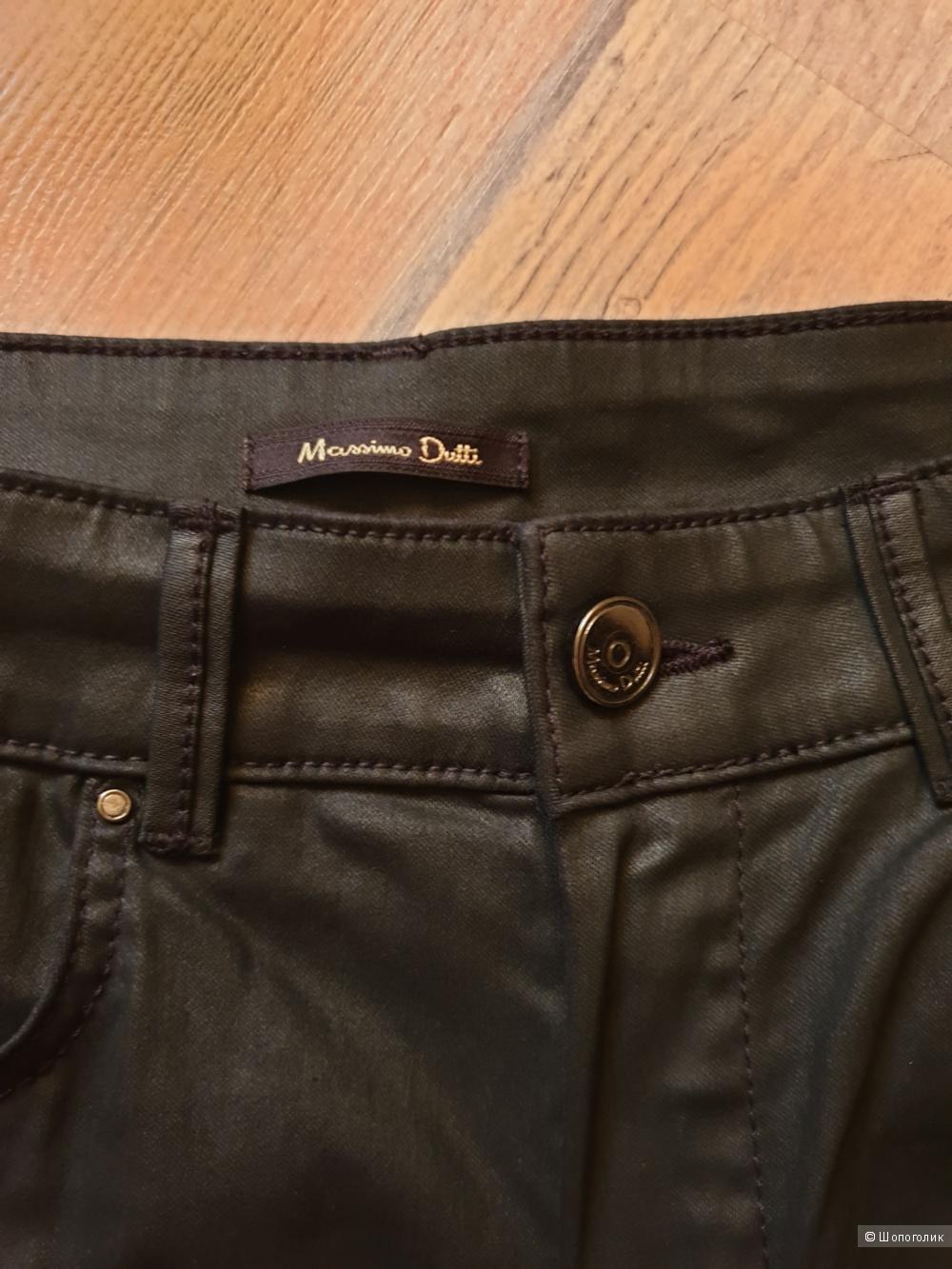 Брюки skinny Massimo dutti, размер 36