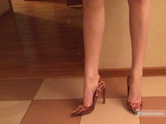 Лодочки-туфли Next, размер 36-37
