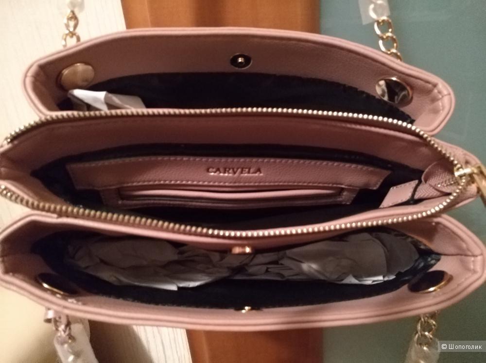 Маленькая сумка Carvela, размер 24,5 х 17,5