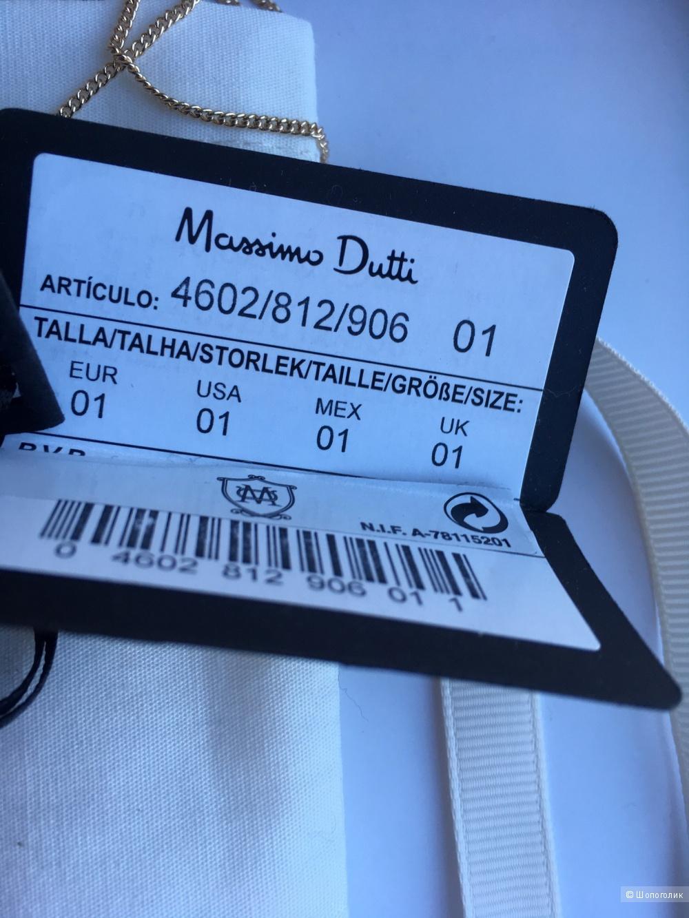 Украшение Massimo Dutti средний размер