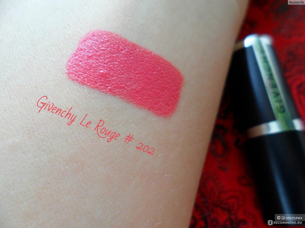 Givenchy Le Rouge Губная помада , 202.