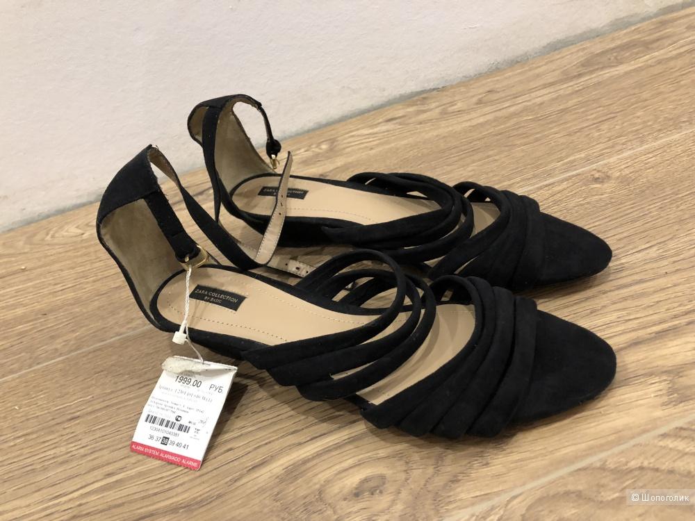 Босоножки , Zara, 38 размер
