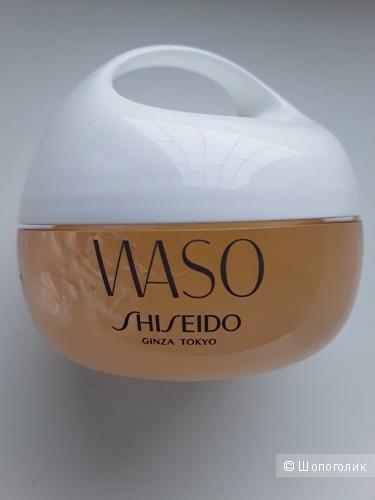 Shiseido Waso Clear Mega-Hydrating Cream Увлажняющий крем для лица 50 мл.
