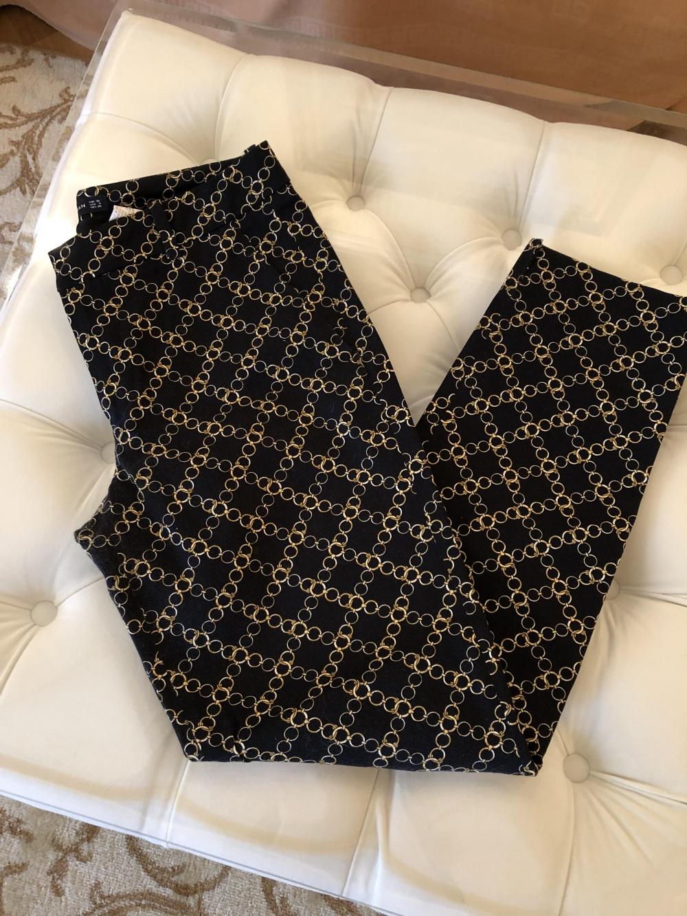 Брюки Zara Basic размер S