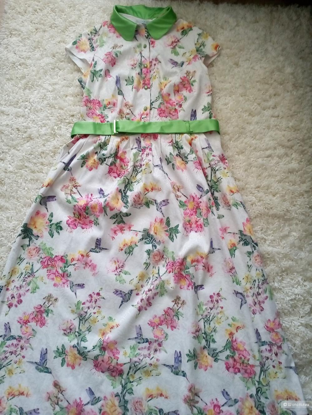 Платье Olivegrey, размер 52