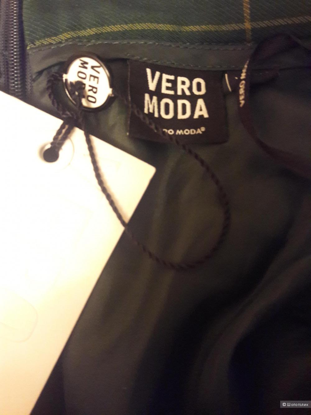 Юбка-шотландка, Vero Moda, 46