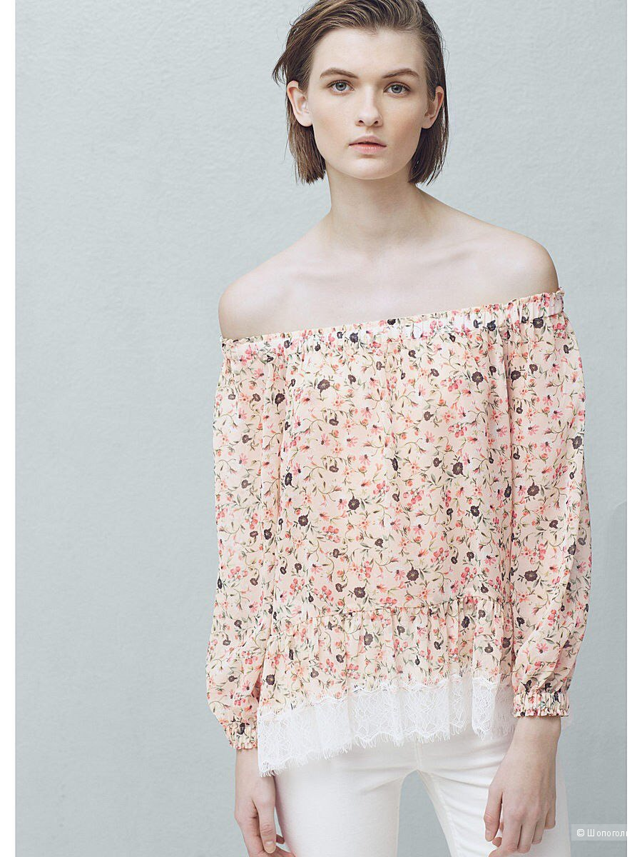 Блузка MANGO, размер S