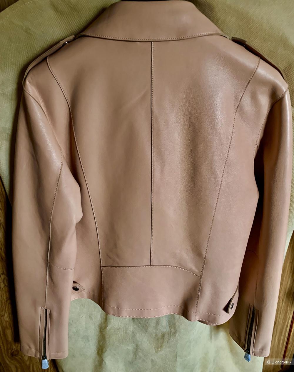 Кожаная куртка COLE HAAN, размер М