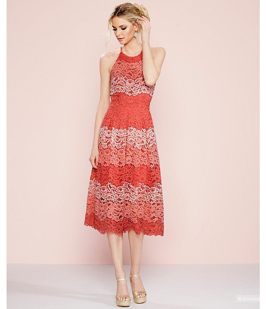 Badgley Mischka платье. р.44