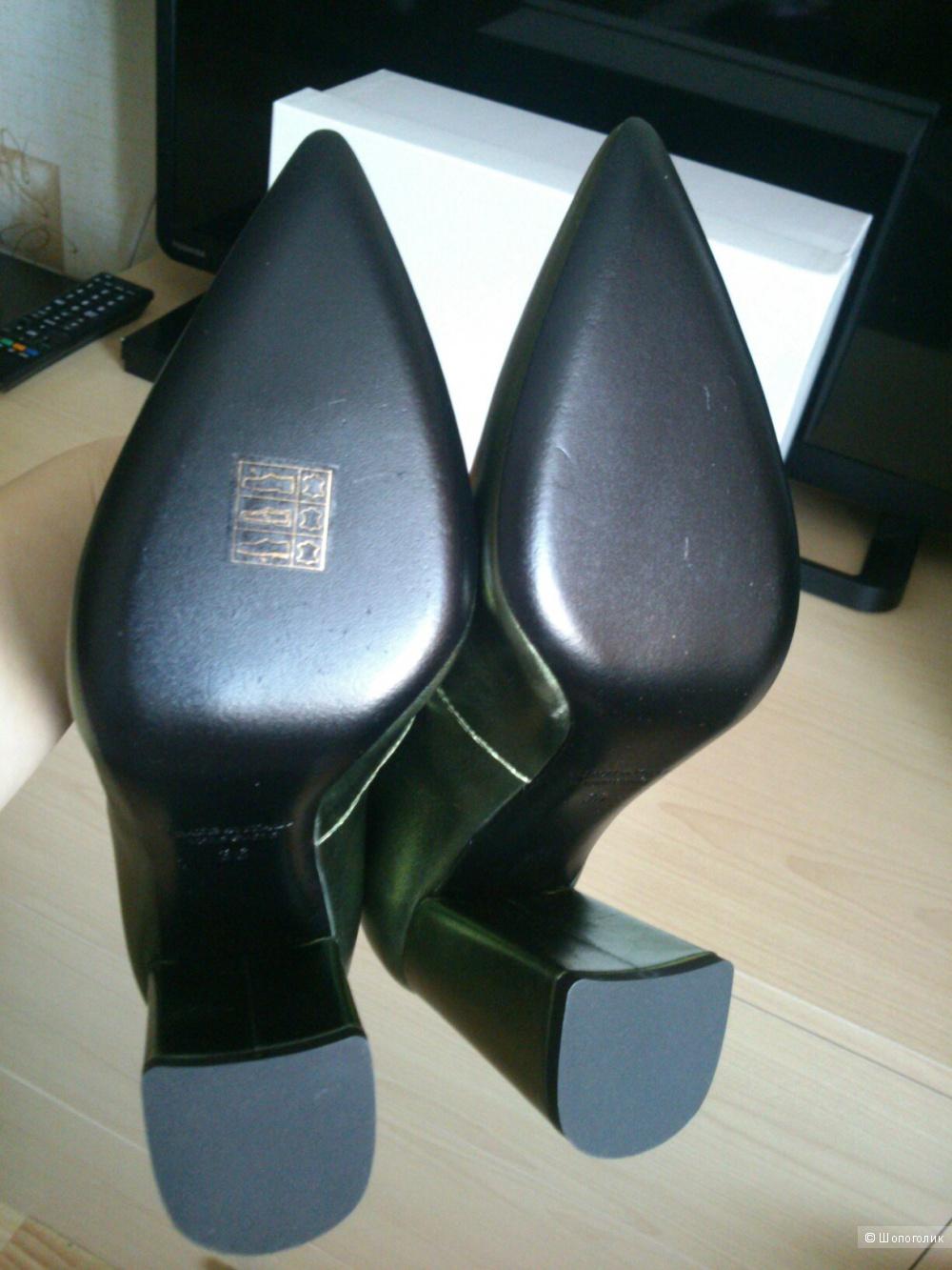 Туфли/ботильоны Fauzian Jeunesse. Размер: 36 (23,3 см).