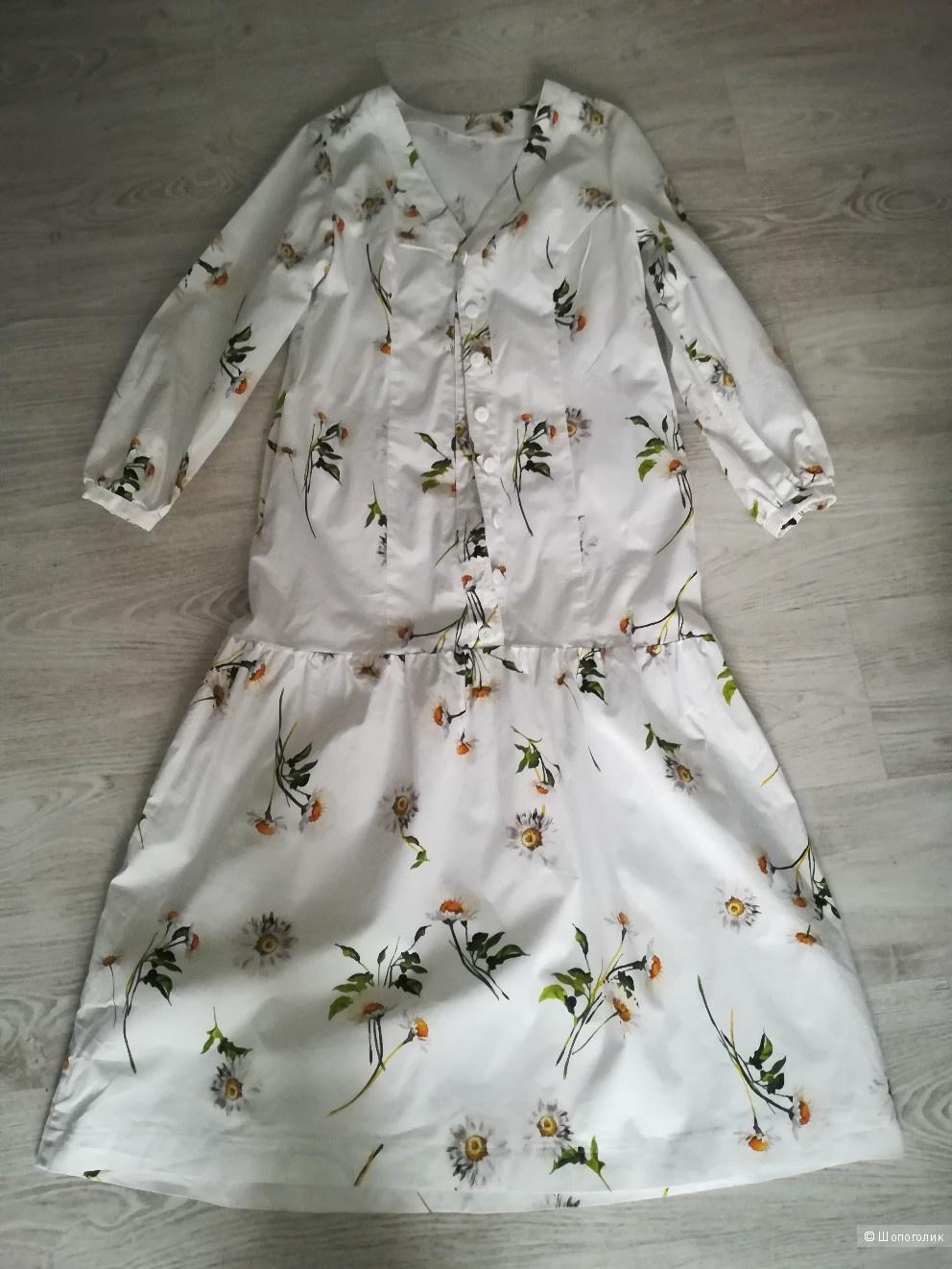 Платье no name, размер Оверсайз