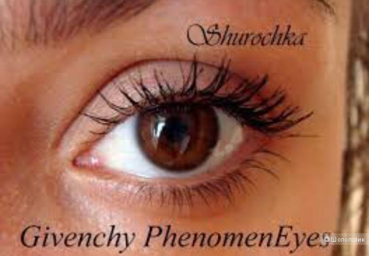 Givenchy Phenomen Eyes  Тушь для ресниц 01 Deep Black .