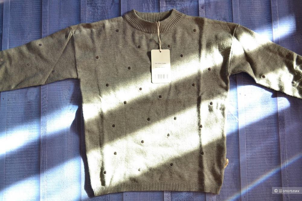 Джемпер + юбка pompdelux (рост 122-128 см)