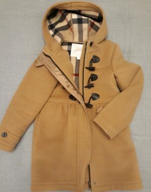 Пальто Burberry Children 10 лет