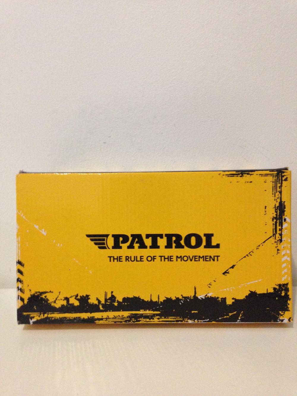 """Слипоны """" Patrol """", 39 размер"""