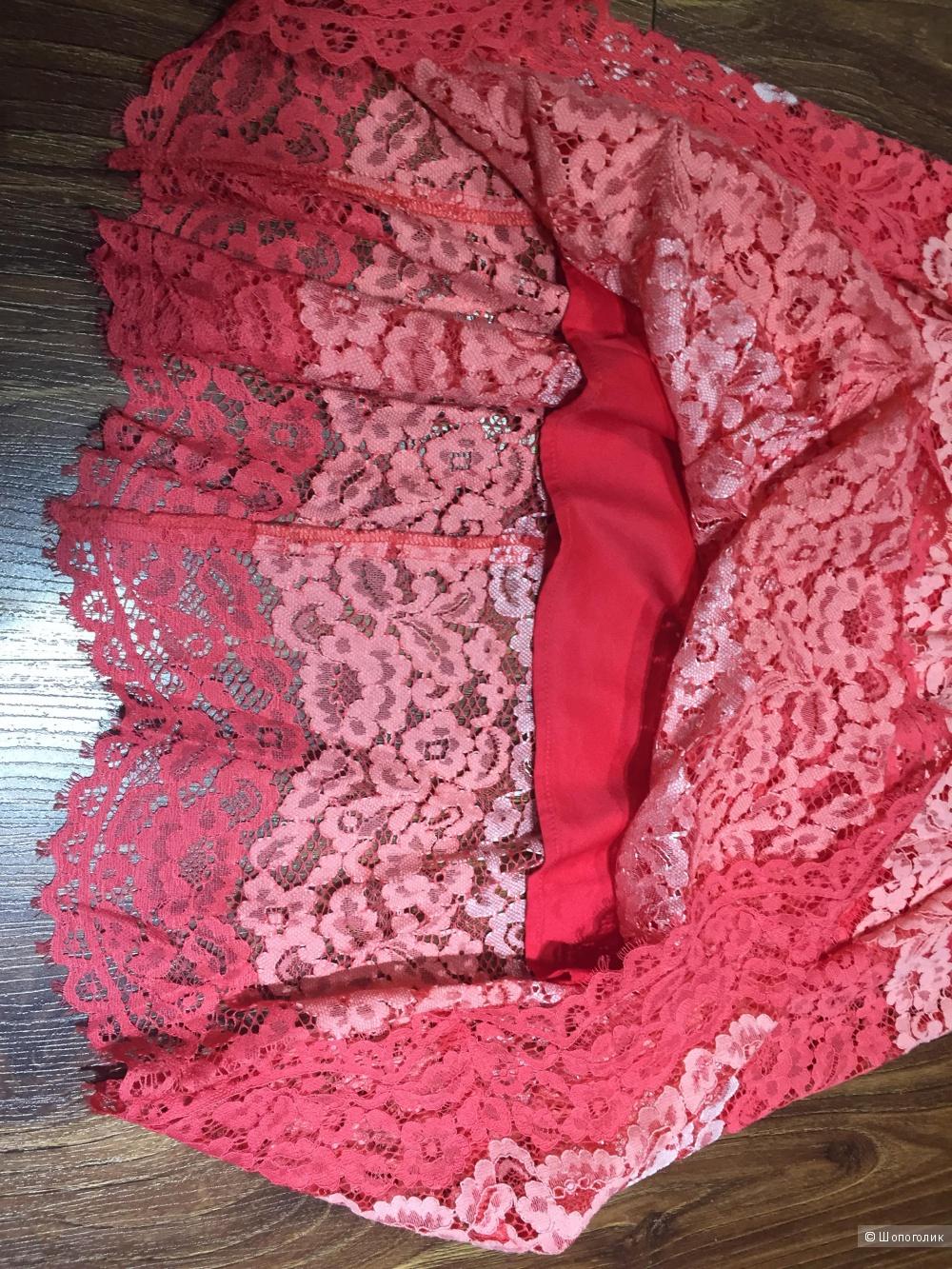 Badgley Mischka платье. р.46