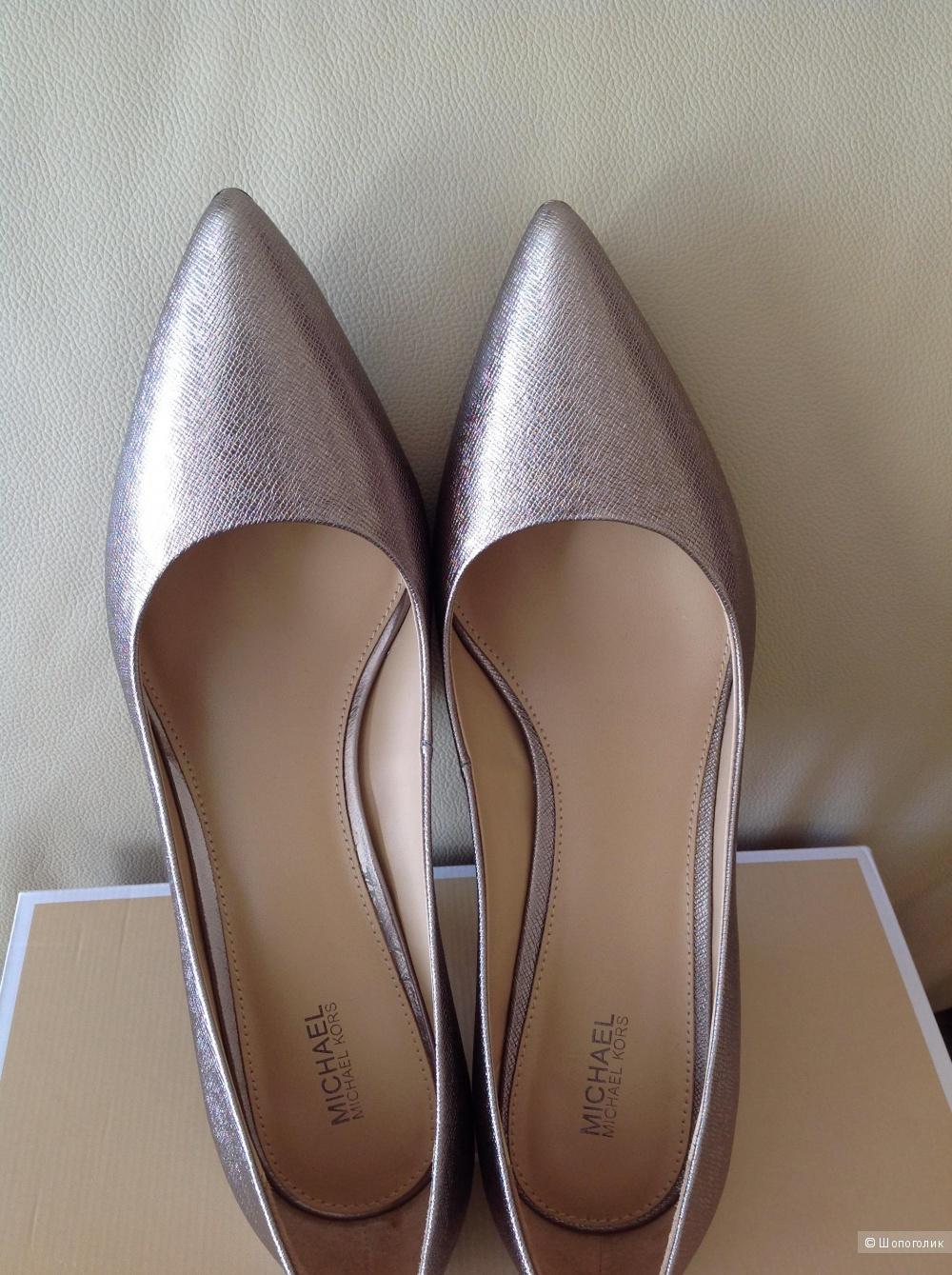 Туфли Michael kors, размер 9,5, на 39-40