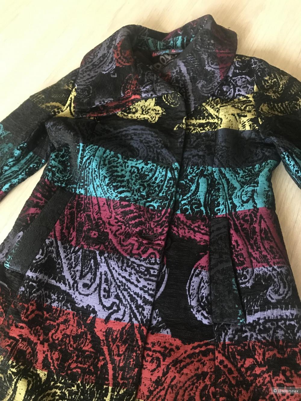 Пальто Desigual, размер 42-44