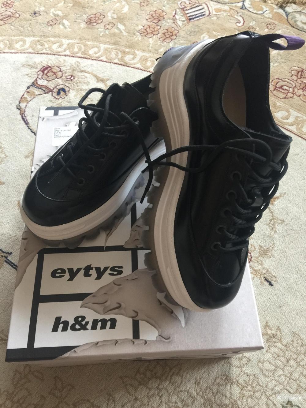 Кеды EYTYS x H&M, 39-40 размер