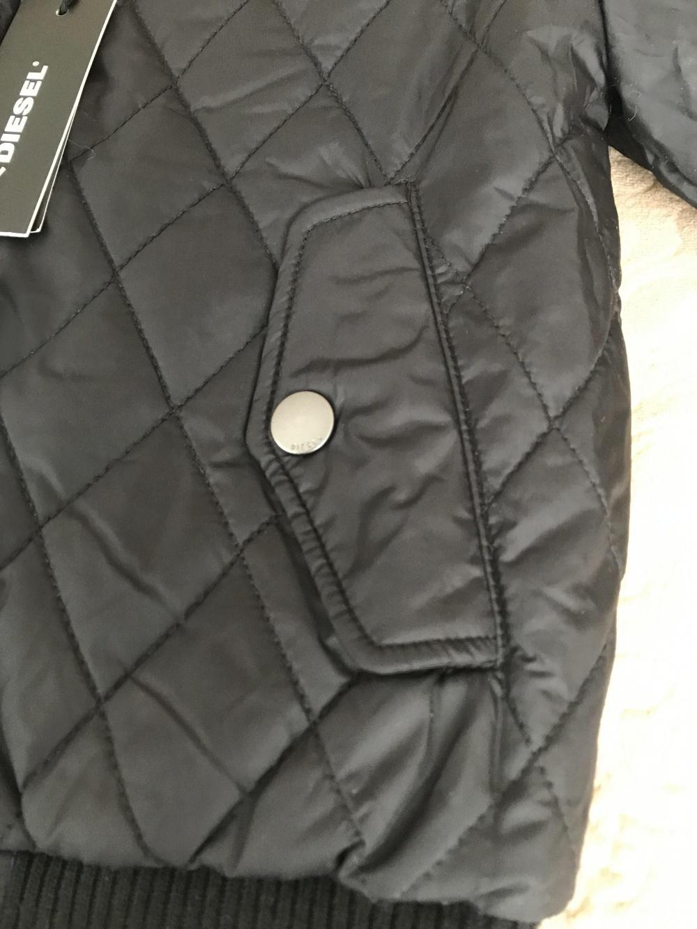 Куртка Diesel размер 8 лет