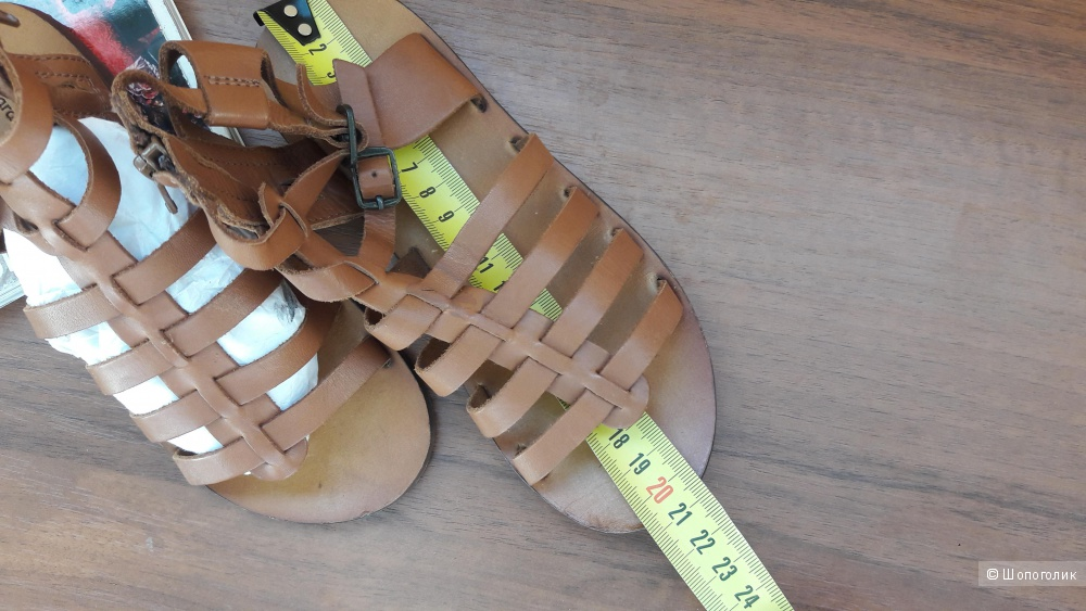 Сандали римские Zara girl, размер 32