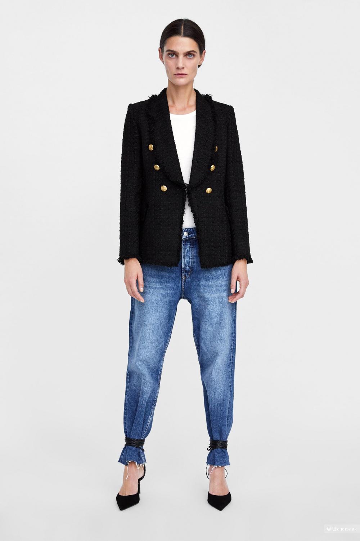 Пиджак жакет ZARA WOMEN, размер S