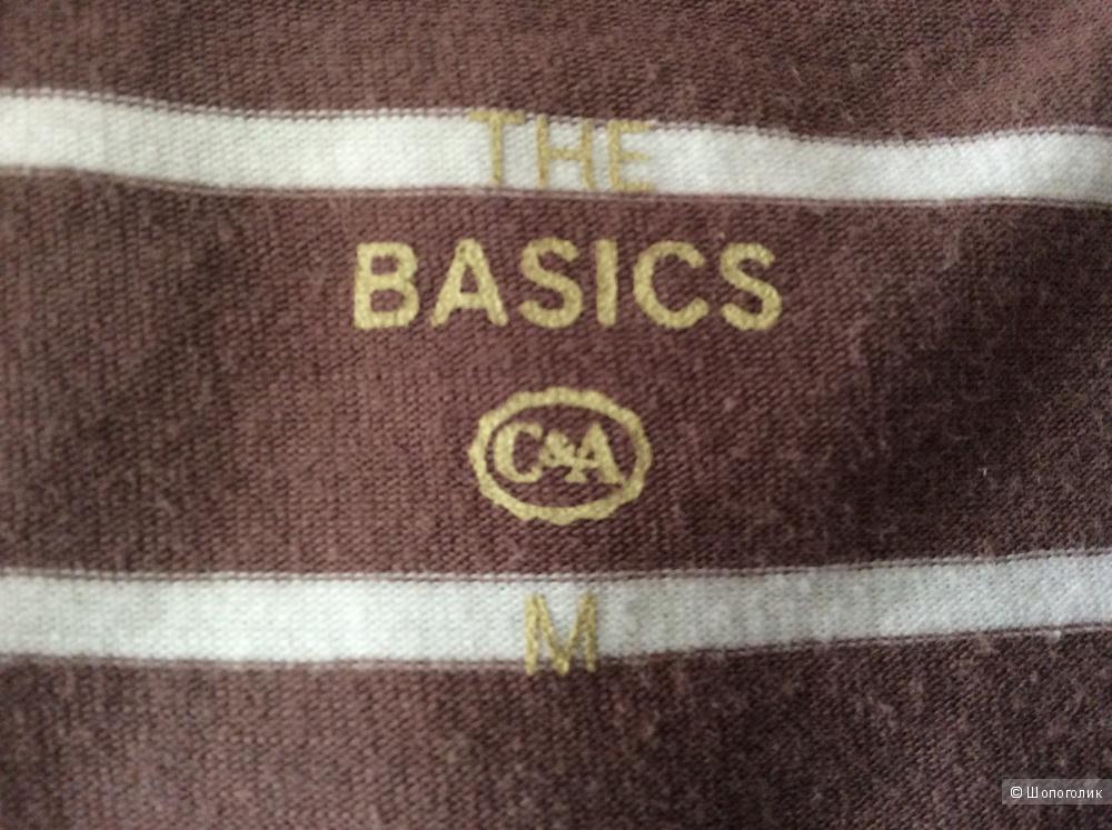 Футболка С&А The Basics р.М (на 46-48)