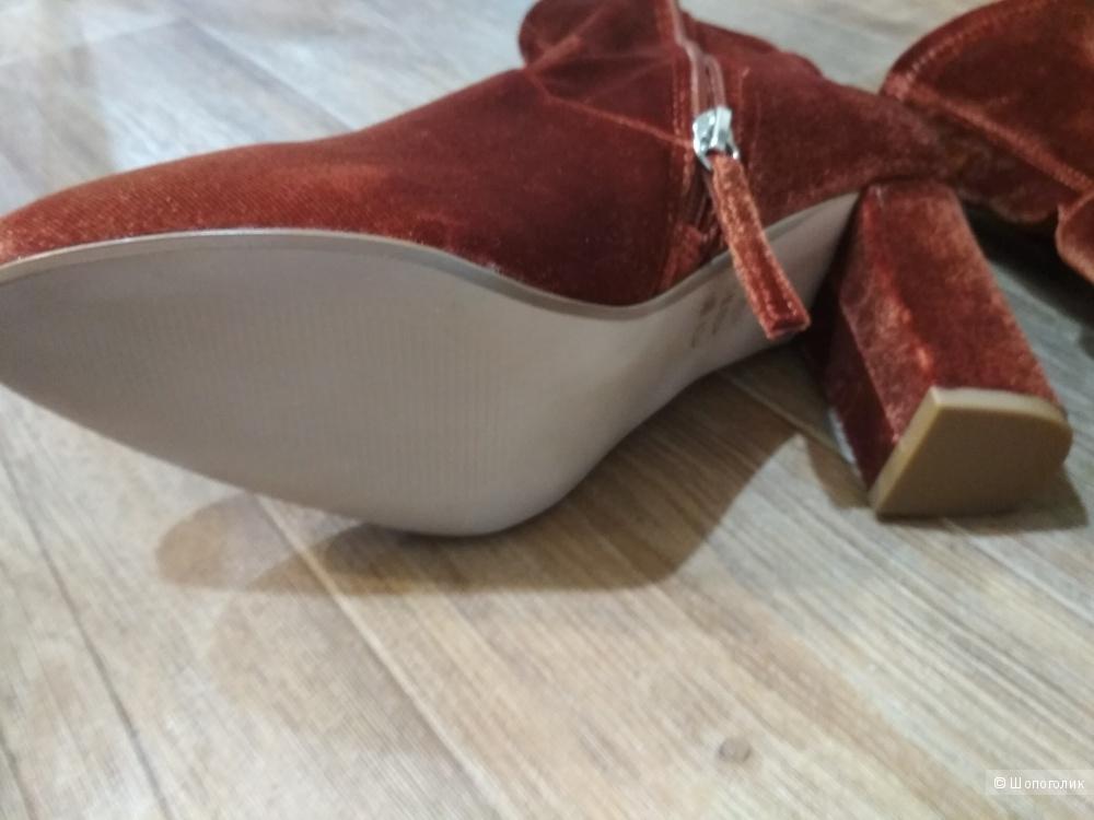 Ботинки steve madden размер 38,5