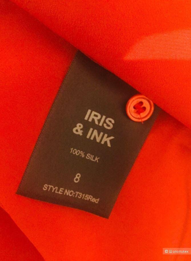 Блузка IRIS & INK , 8 ( UK )