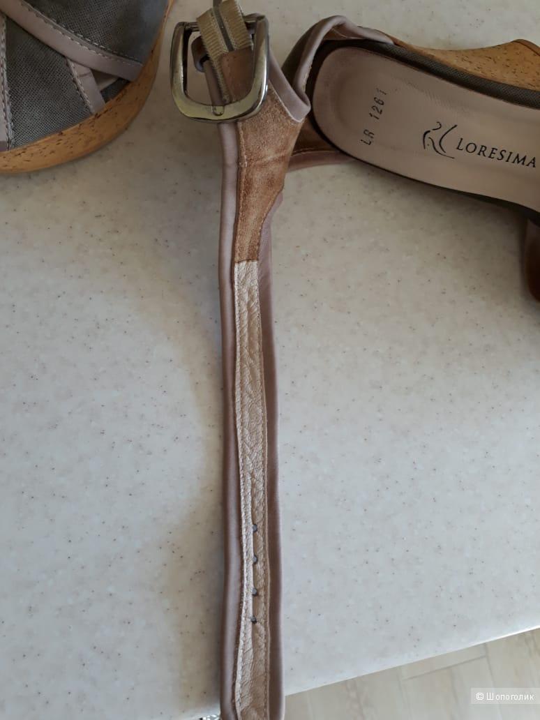 Босоножки Loresima, размер 37