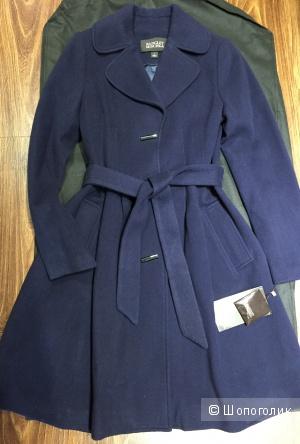 Badgley Mischka женское пальто р.L